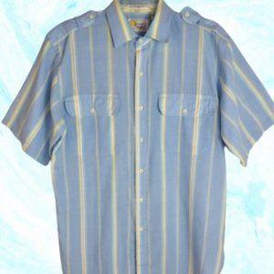 "Vintage ""Southern Classics"" Button Down Mens Shirt"
